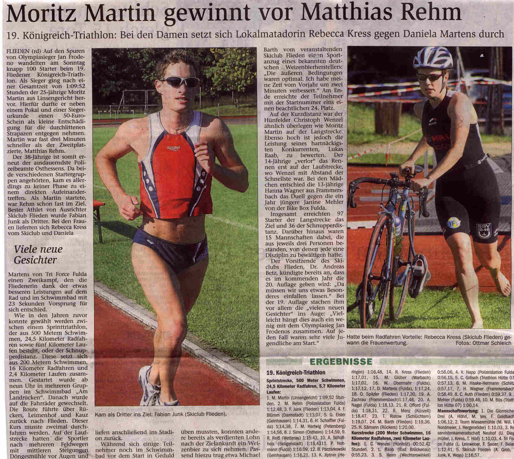 Osthessensport News